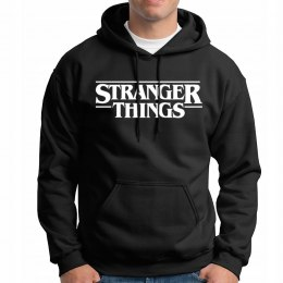 STRANGER THINGS BLUZA serial logo-b/c M